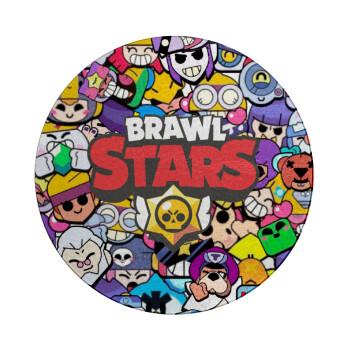 Brawl Stars characters, Επιφάνεια κοπής γυάλινη στρογγυλή (30cm)