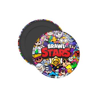 Brawl Stars characters, Μαγνητάκι ψυγείου στρογγυλό διάστασης 5cm