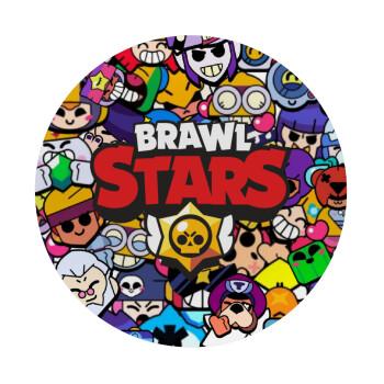Brawl Stars characters, Mousepad Στρογγυλό 20cm