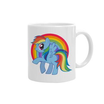 My Little Pony, Κούπα, κεραμική, 330ml (1 τεμάχιο)