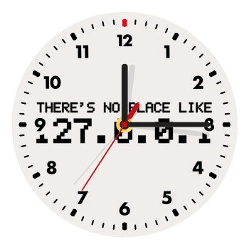 there's no place like 127.0.0.1,