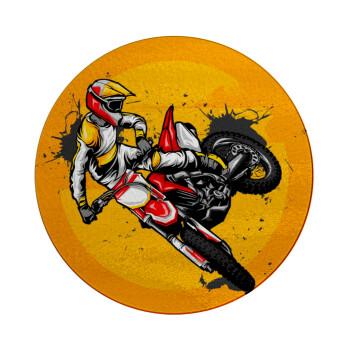Motocross, Επιφάνεια κοπής γυάλινη στρογγυλή (30cm)