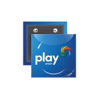 Play by ΟΠΑΠ, Κονκάρδα παραμάνα τετράγωνη 5x5cm