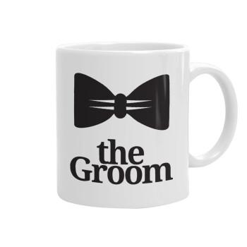 The Groom, Κούπα, κεραμική, 330ml (1 τεμάχιο)