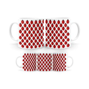 Πασχαλίτσα, Κούπα, κεραμική, 330ml (1 τεμάχιο)