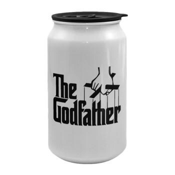 The Godfather, Κούπα ταξιδιού μεταλλική με καπάκι (tin-can) 500ml