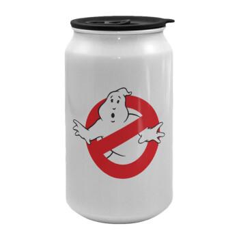 The Ghostbusters, Κούπα ταξιδιού μεταλλική με καπάκι (tin-can) 500ml
