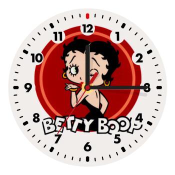 Betty Boop kiss,
