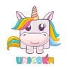 Unicorns cube
