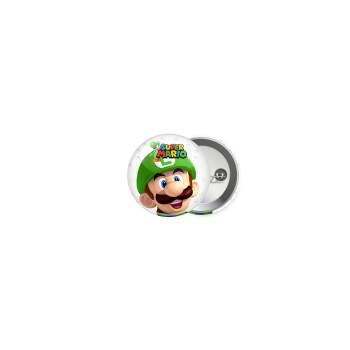 Super mario Luigi, Κονκάρδα παραμάνα 2.5cm