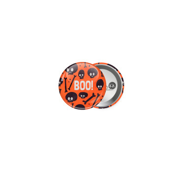 Halloween boo, Κονκάρδα παραμάνα 2.5cm