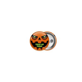 Halloween trick or treat Pumpkins, Κονκάρδα παραμάνα 2.5cm
