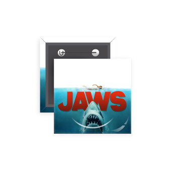 Shark jaws, Κονκάρδα παραμάνα τετράγωνη 5x5cm