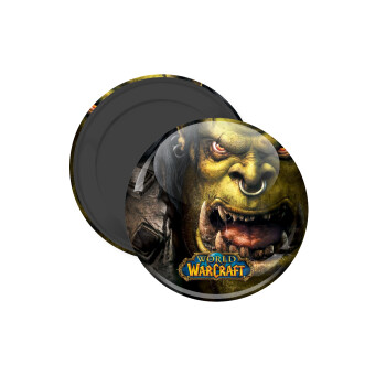 Worl of Warcraft, Μαγνητάκι ψυγείου στρογγυλό διάστασης 5cm