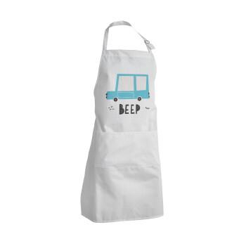 Car BEEP..., Ποδιά μαγειρικής BBQ Ενήλικων