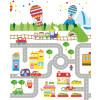 City road track maps
