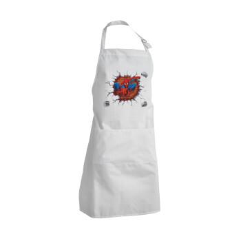 Spiderman wall, Ποδιά μαγειρικής BBQ Ενήλικων