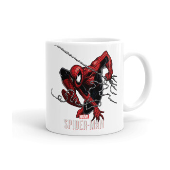 Spider-man, Κούπα, κεραμική, 330ml (1 τεμάχιο)