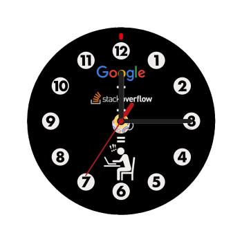 Google + Stack overflow + Coffee,