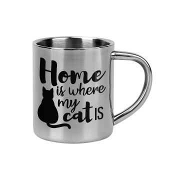 Home is where my cat is!,