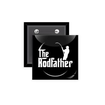 The rodfather, Κονκάρδα παραμάνα τετράγωνη 5x5cm