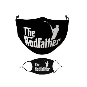 The rodfather, Μάσκα υφασμάτινη Ενηλίκων πολλαπλών στρώσεων με υποδοχή φίλτρου