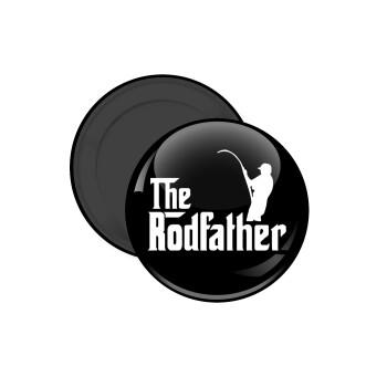 The rodfather, Μαγνητάκι ψυγείου στρογγυλό διάστασης 5cm