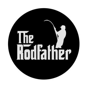 The rodfather, Mousepad Στρογγυλό 20cm