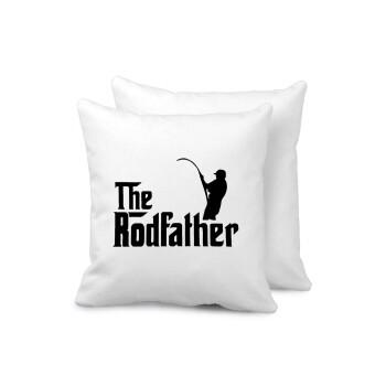 The rodfather, Μαξιλάρι καναπέ 40x40cm περιέχεται το γέμισμα