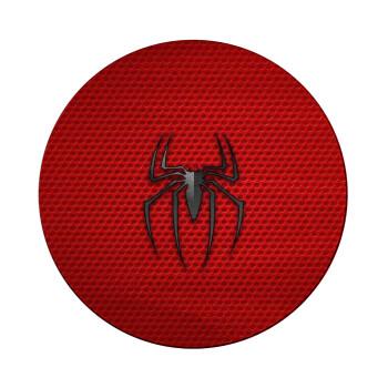 Άνθρωπος αράχνη, Επιφάνεια κοπής γυάλινη στρογγυλή (30cm)