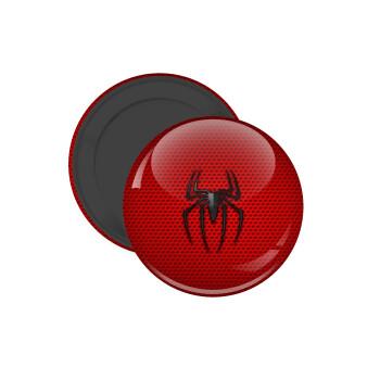 Άνθρωπος αράχνη, Μαγνητάκι ψυγείου στρογγυλό διάστασης 5cm