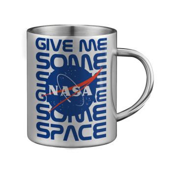 NASA give me some space, Κούπα ανοξείδωτη διπλού τοιχώματος μεγάλη 350ml