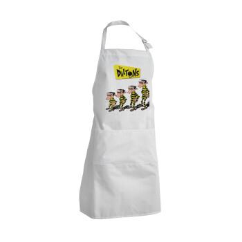 The Daltons, Ποδιά μαγειρικής BBQ Ενήλικων
