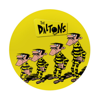 The Daltons, Mousepad Στρογγυλό 20cm
