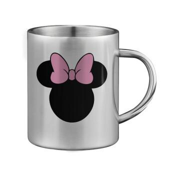 mouse girl, Κούπα ανοξείδωτη διπλού τοιχώματος μεγάλη 350ml
