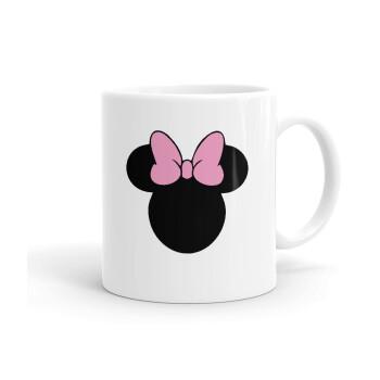 mouse girl, Κούπα, κεραμική, 330ml (1 τεμάχιο)