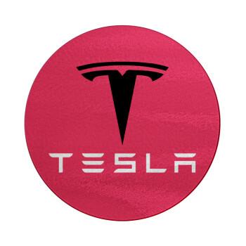 Tesla motors, Επιφάνεια κοπής γυάλινη στρογγυλή (30cm)