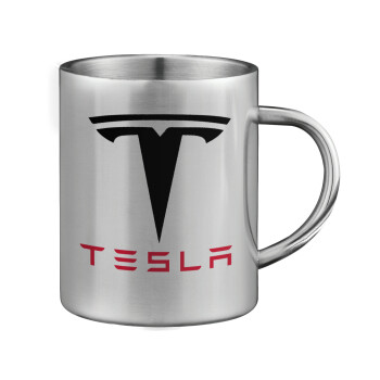 Tesla motors, Κούπα ανοξείδωτη διπλού τοιχώματος μεγάλη 350ml