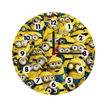 All the minions,