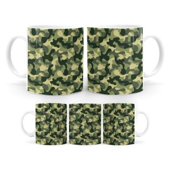 Army, Κούπα, κεραμική, 330ml (1 τεμάχιο)